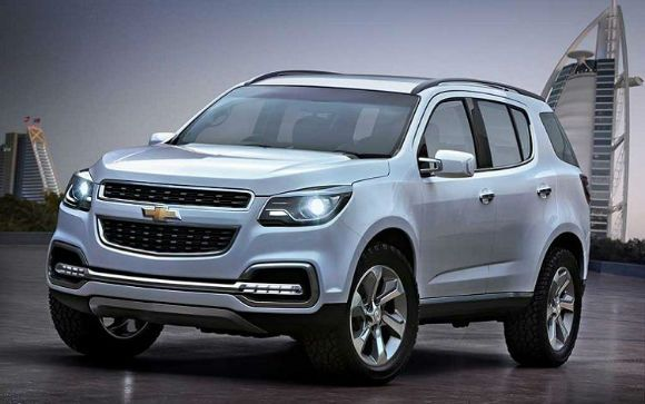 Chevy Trailblazer 2017 Usa Chevrolet Traverse Suv Traverse