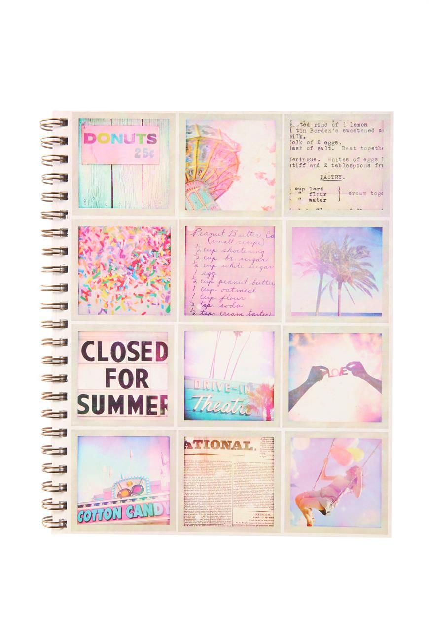 a4 campus notebook | Cotton On by the shop Typo and they also sell other cute notebooks