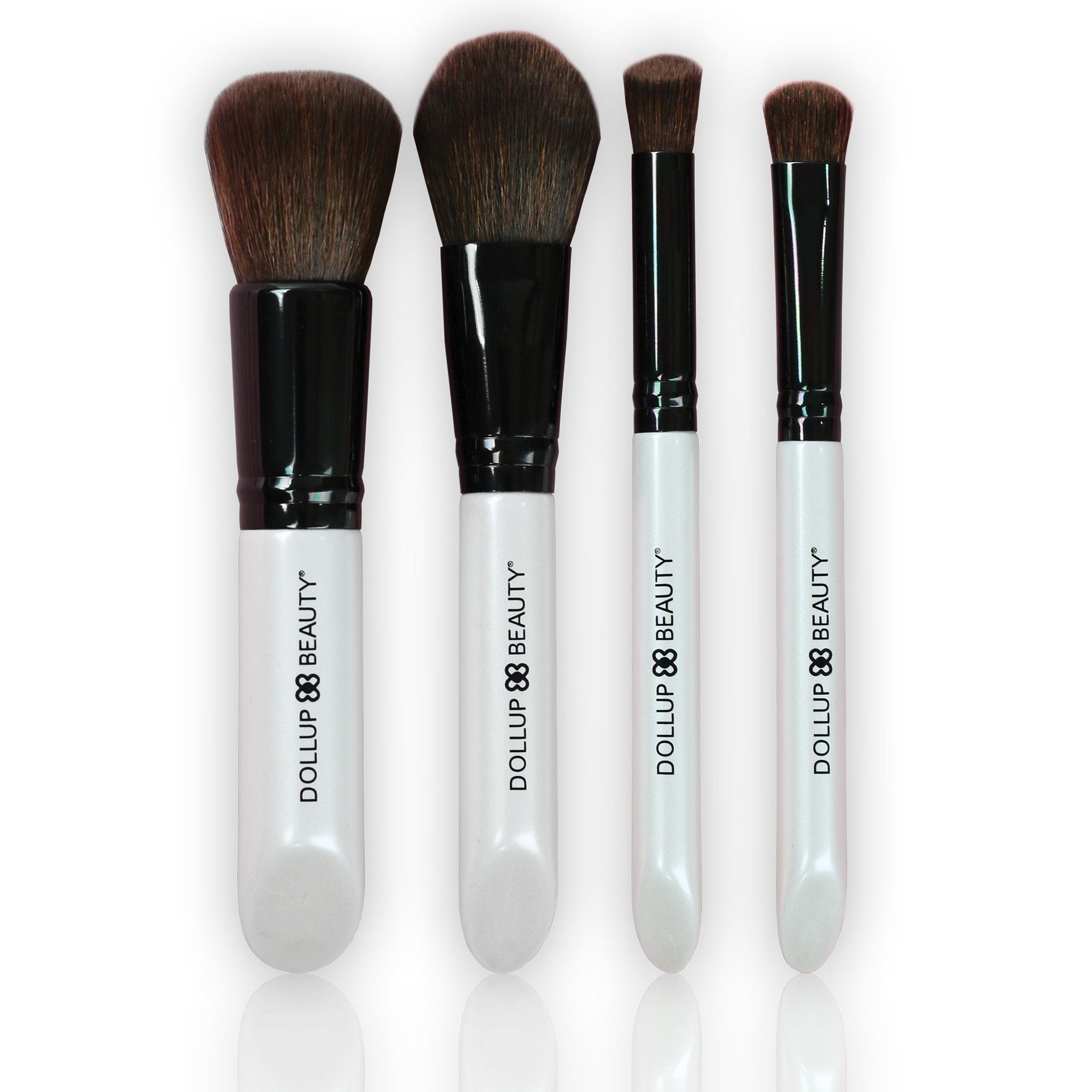 Bunny Soft™ Luxe NonShedding Makeup Brushes Eyeshadow