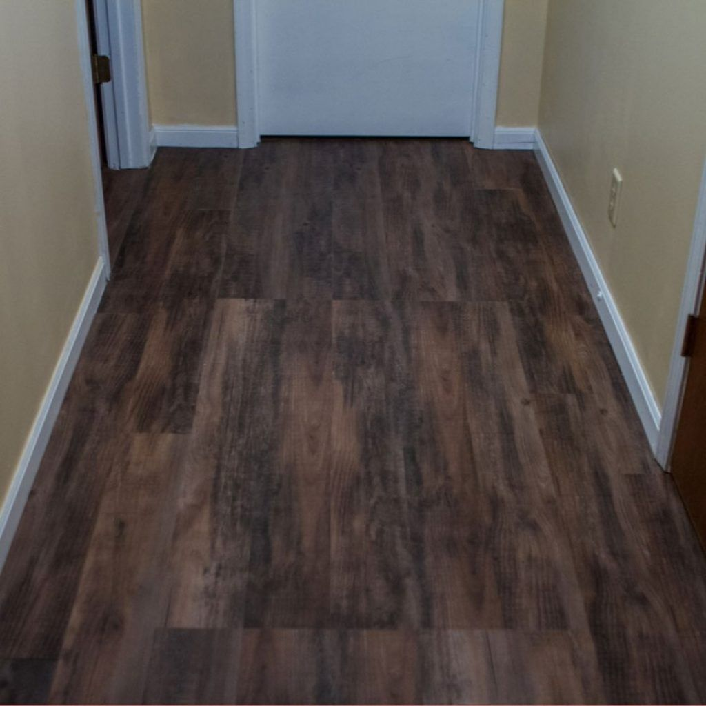 how glued quick flooring step stick floors down youtube watch vinyl a floor installation install to