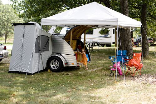 Related image & Related image | Teardrop Trailers | Pinterest | Trailer tent and ...