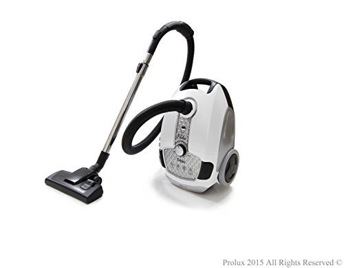 Shop For The Prolux Tritan Canister Vacuum Hepa Sealed Hard Floor Vacuum With Powerful 12 Amp Motor At T Canister Vacuum Cleaner Canister Vacuum Vacuum Cleaner