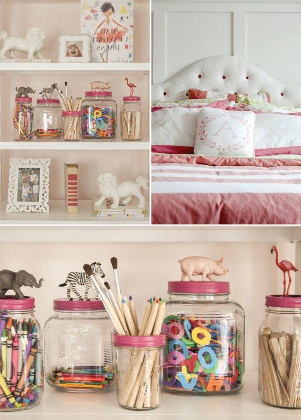 idee peinture deco chambre ado fille rose
