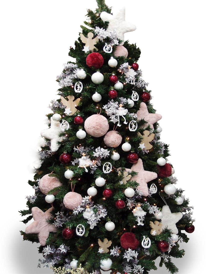 Immagini Alberi Di Natale.Idee Vetrine Natale Shop Guerrini Alberi Di Natale Natale Idee Per L Albero Di Natale