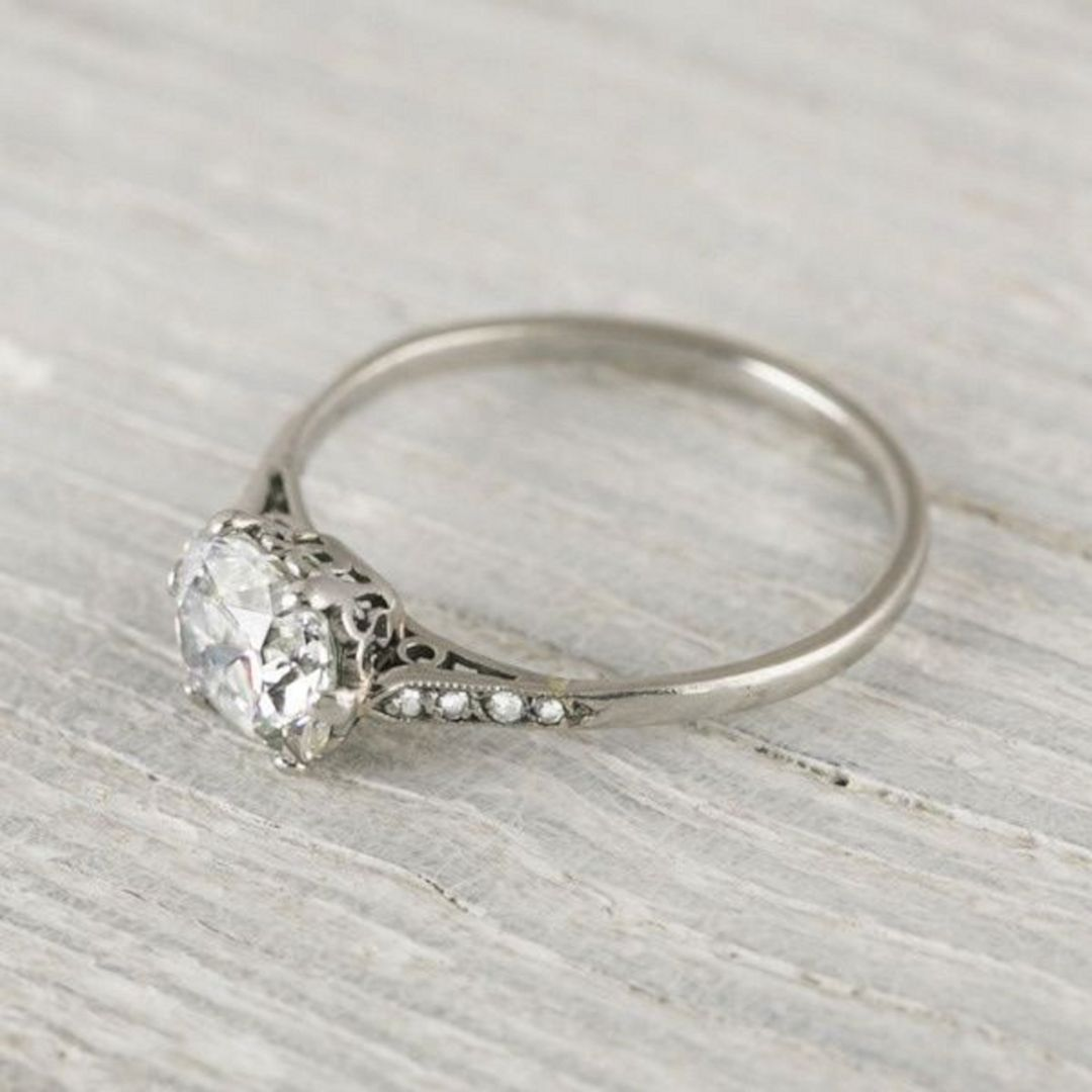 engagement love minimalist wedding rings sex popsugar