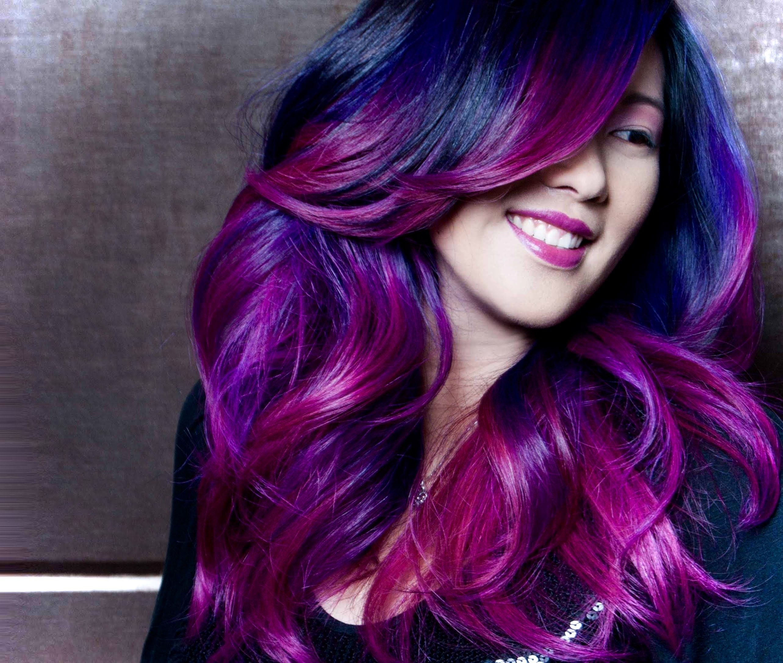 Beautiful Color Radiates Galactic Flare Check It Out Guytang