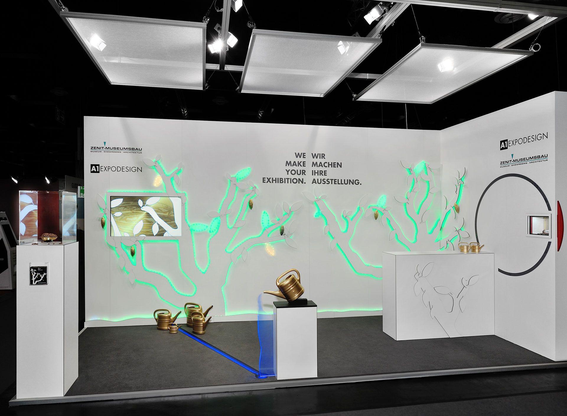 messestand auf der exponatec 2015 in k ln messe design und realisationen by zenit messebau. Black Bedroom Furniture Sets. Home Design Ideas