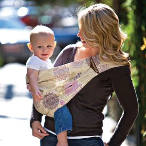 fab23ace59b Adjustable Baby Sling by The Peanut Shell
