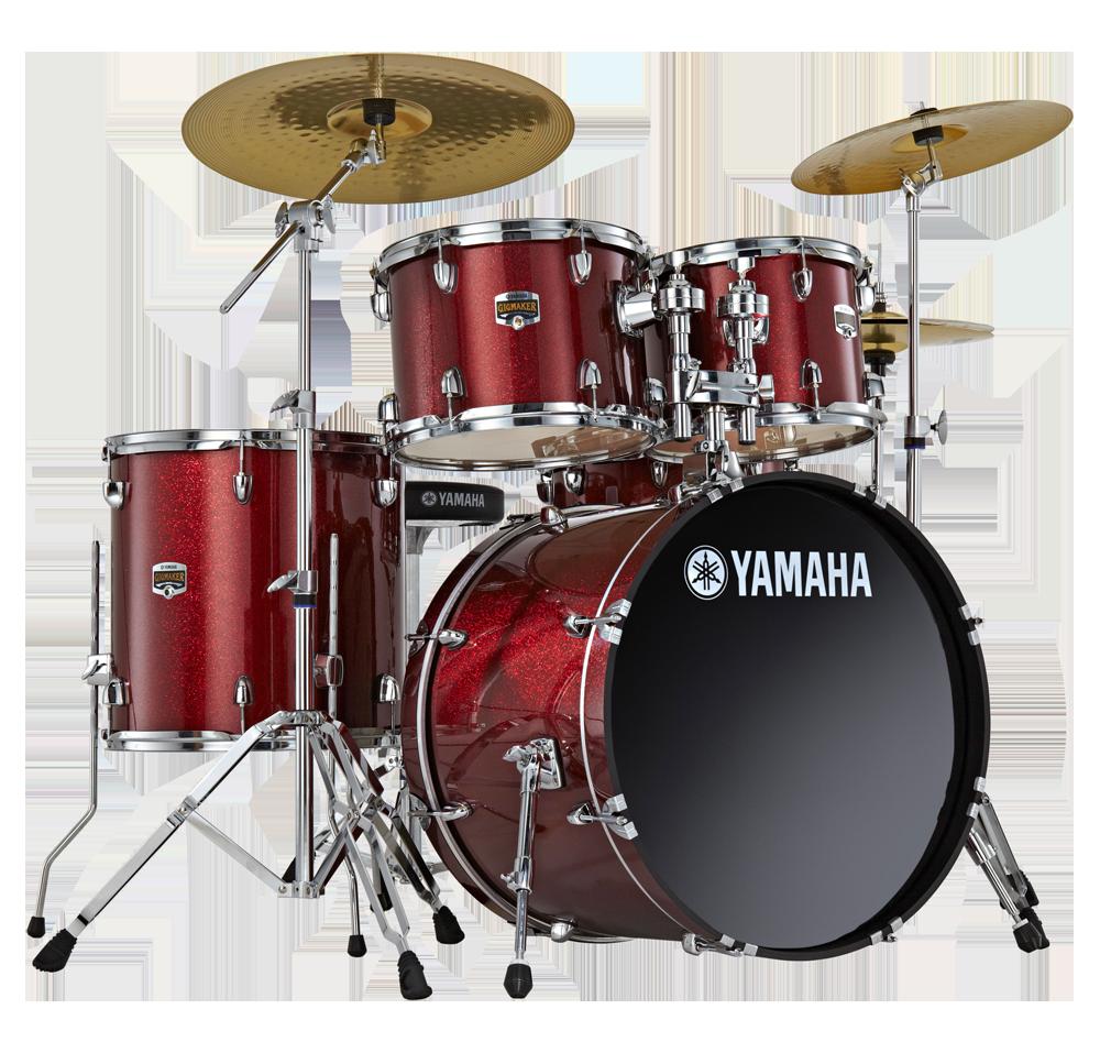 Yamaha Drums Kit Png Image Baterias Musicais Acessorios Eletronicos Instrumentos Musicais