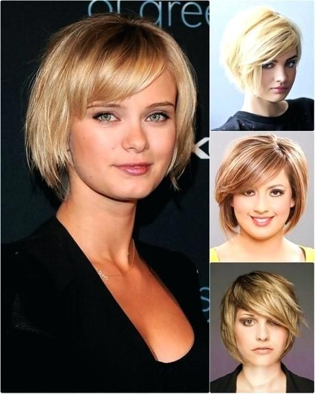 Bob Hairstyles for Round Faces Bob Hairstyles Round Face with Pony Best Hair