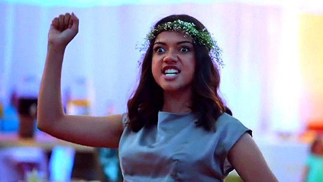 بالفيديو شاهد مفاجئة عروسين في نيوزيلاندا برقصة الهاكا الخاصة بالحروب - سين المعرفة