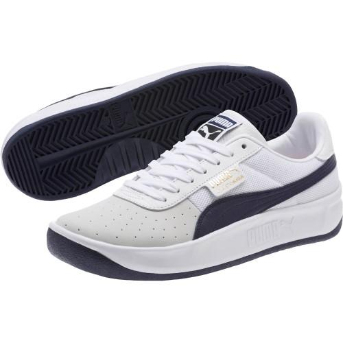 california casual sneakers puma