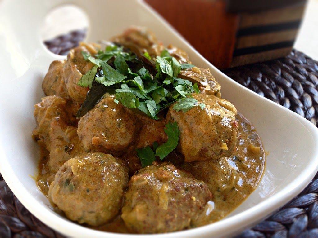 Goan meatball curry kofta goan curries pinterest curry goan meatball curry kofta forumfinder Images