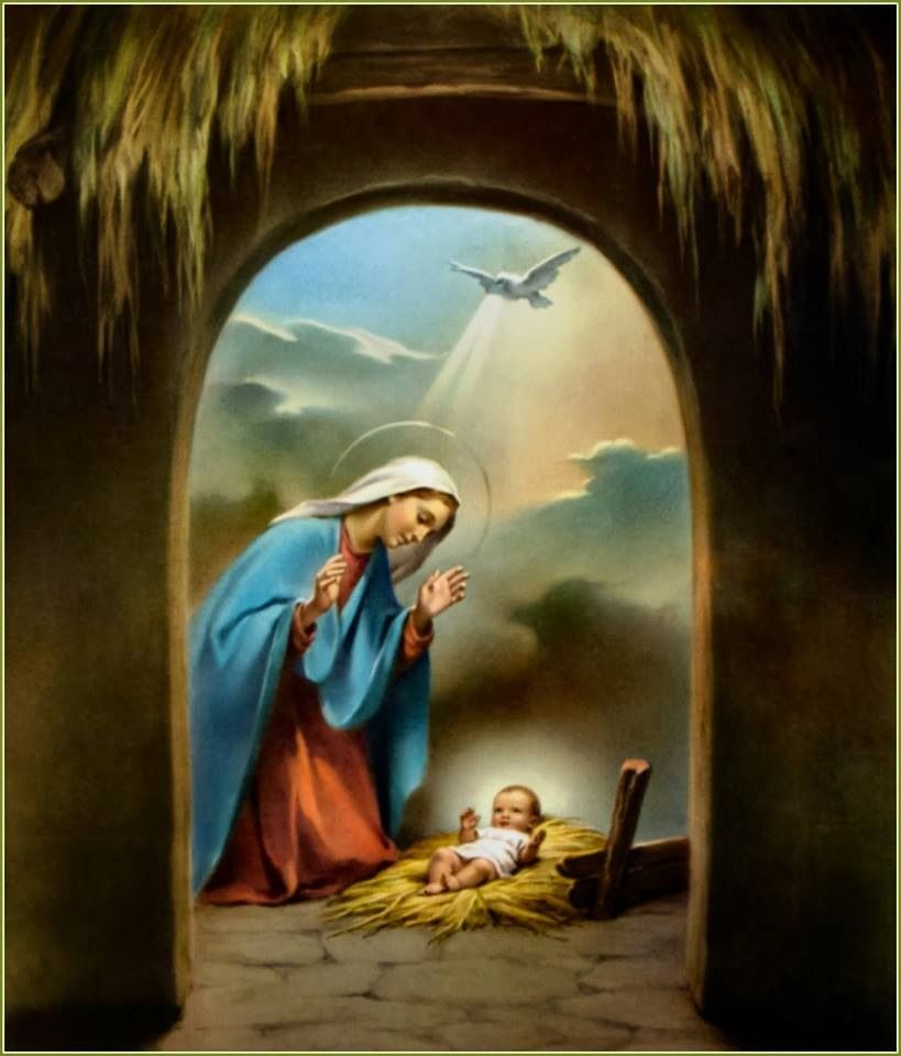 Mary, my mother, teach me ever to love and praise the holy name of Jesus. May that name be ever on my lips and in my heart during life, and may it be my last word at death.