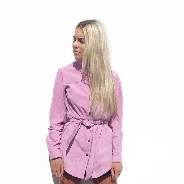 Suede + pink = DREAMY #AsSeenOnMe