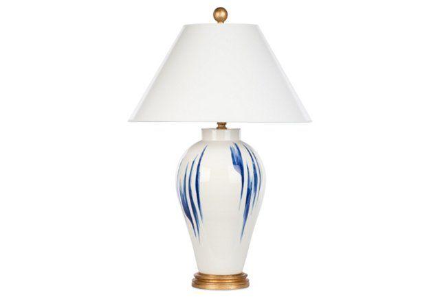 Tango Table Lamp Navy Lamp Table Lamp Directors Floor Lamp