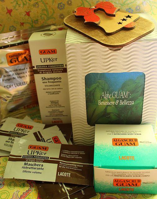 Испытано на себе: Обзор шампуня и скраба от GUAM + розыгрыш подарка