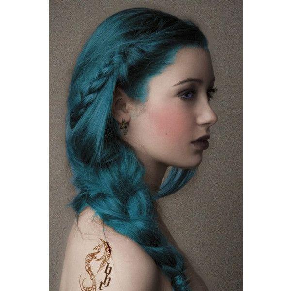Dark Blue Salon Grade Hair Chalk Temporary Hair Color Good Ideas
