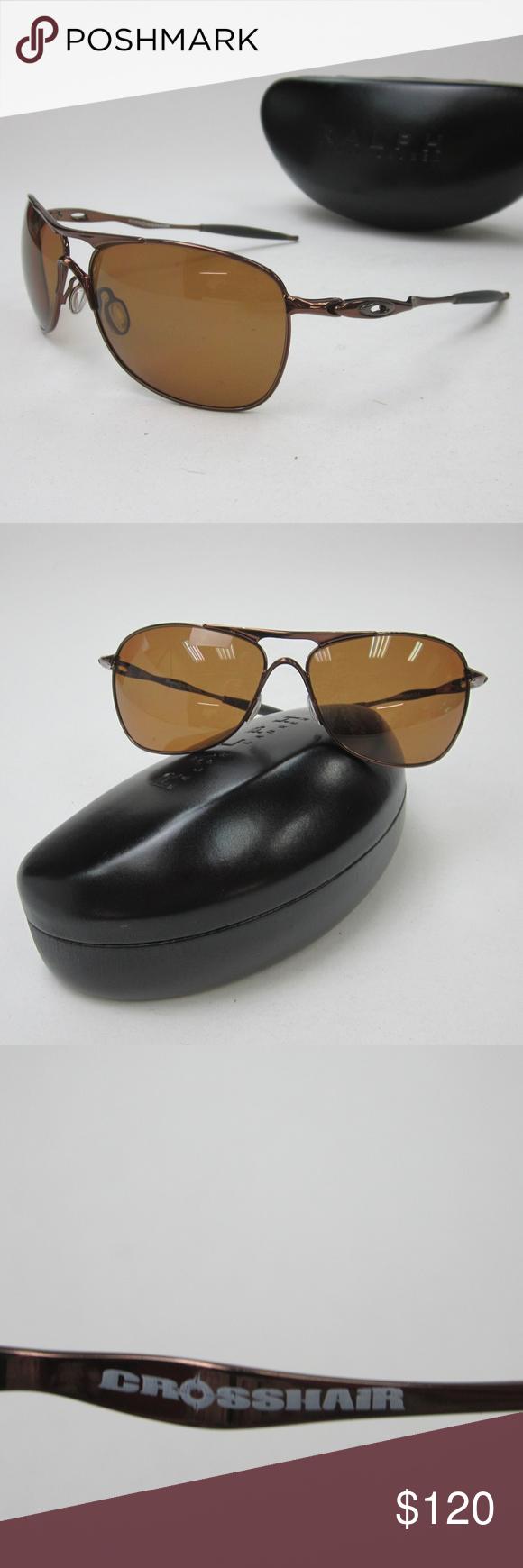 3c821396f1 Oakley CROSSHAIR OO4060-04 PLZ Sunglasses  OLN154 Oakley CROSSHAIR OO4060-04  Aviator Sunglasses