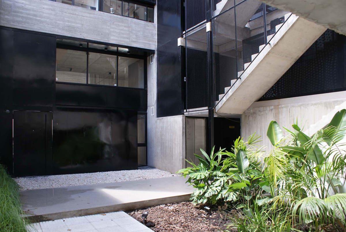 Ventura Virzi arquitectos · Edificio Giribone