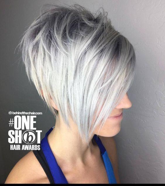 Envie de tenter une nouvelle coupe courte? Les dernières