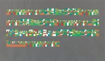 Musical Painting (Johann Sebastian Bach, Choral Cantata 187) - Robert Strubin