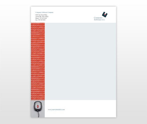 company letterhead design software images about letterheads - company letterhead word template