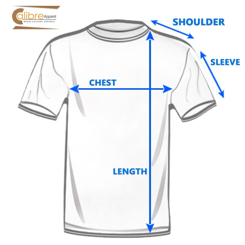 How To Measure A T Shirt For A Perfect Fit Calibreapparel Types Of T Shirts Shirts Top Clothing Brands