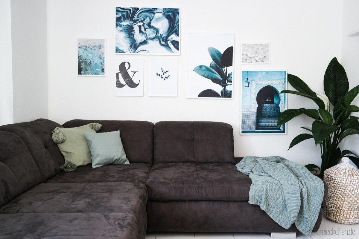 Wohnzimmer einrichten und gemütlich machen – Inspirationen ...