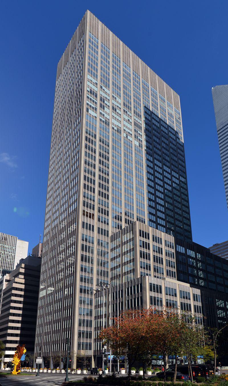 Citibank Building The Skyscraper Center Building