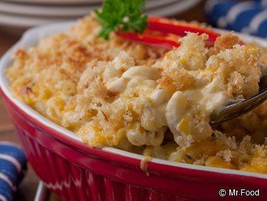 Chicken Mac N Cheese