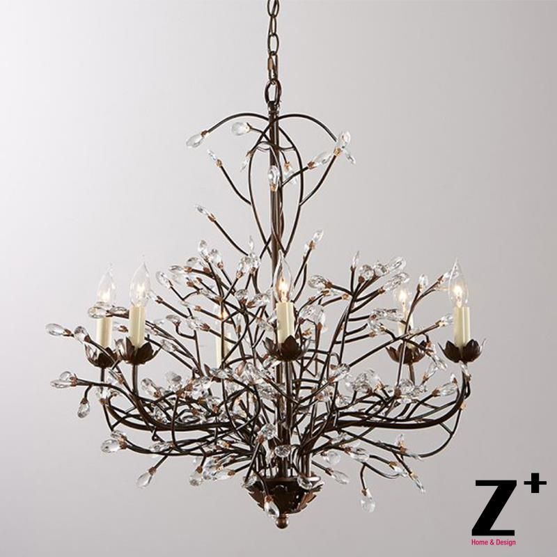 Related image dining room pinterest branch chandelier crystal cheap lamp vintage buy quality tree branch chandelier directly from china branch chandelier suppliers tree branch chandelier aged brass finish country aloadofball Image collections