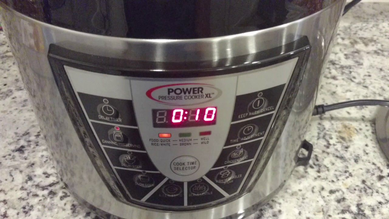 Power Pressure Cooker Xl Loose Or Spinning Valve How To Know Its Work Pressure Cooker Xl Power Pressure Cooker Cooker