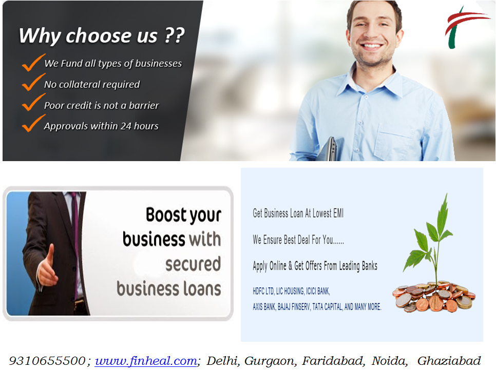 Pin By Finheal Finserve Pvt Ltd On Business Loan Business Loans How To Apply Apply Online