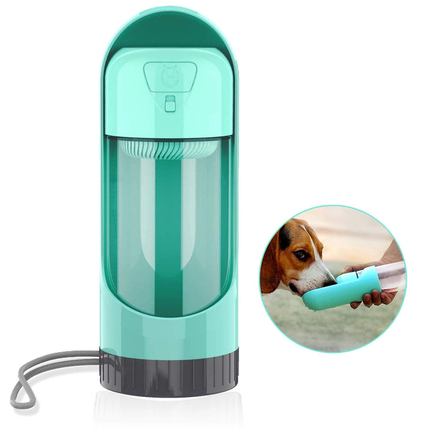 4e72f0c71e58 Pet Travel Bottle with ABS Food Grade Small Outdoor Drink Pet ...