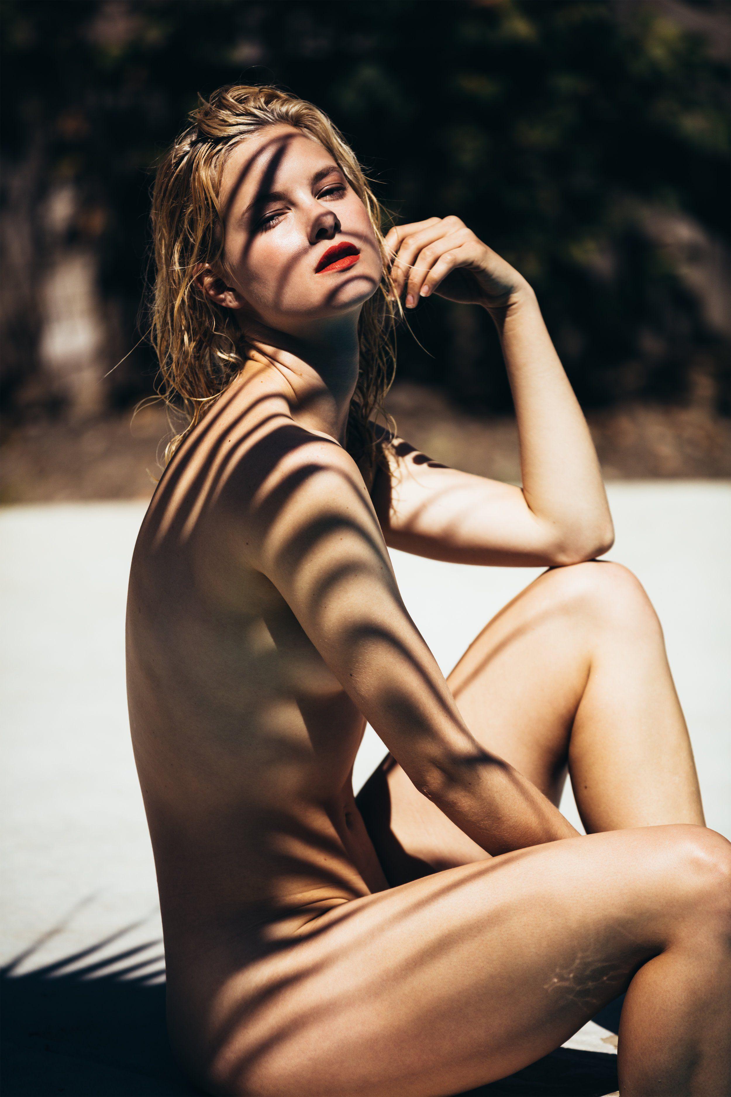 Hannah holman by aaron feaver hq photo shoot