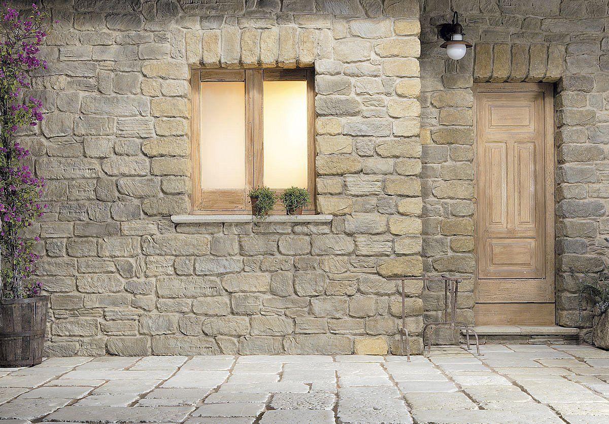 Pavimento In Pietra Naturale Per Interni : Gres porcellanato effetto pietra pavimenti e rivestimenti