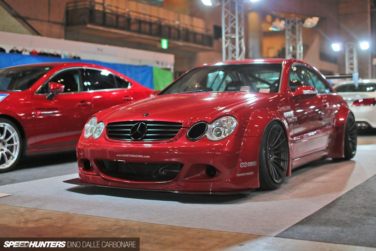 Sarto Racing TRA Kyoto Mercedes Benz CLK W Mercedes Benz - Fast car tra