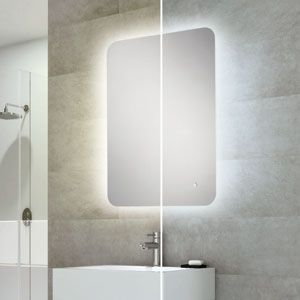 Ambience 60 Mirror | HiB | Bathroom | Pinterest | Steam free and ...