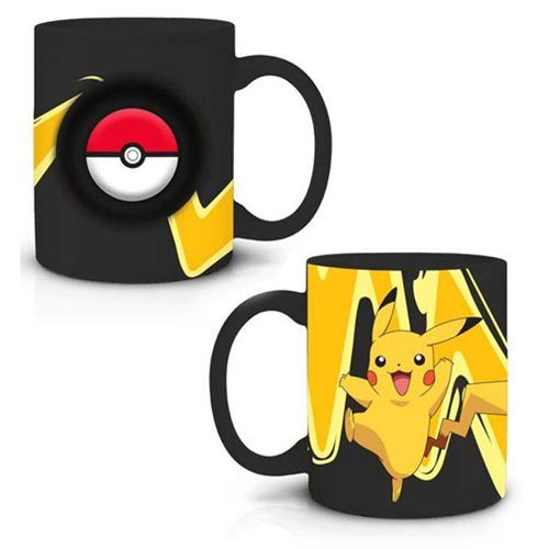 Pokemon Pikachu Spinner Mug Mugs Pokemon Pokemon Mug
