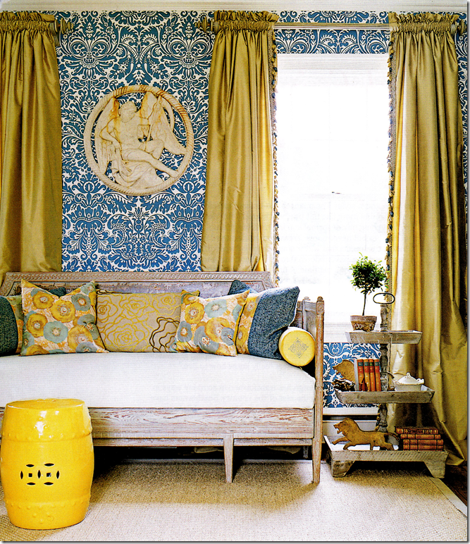 Don T Afraid To Add Colors And Textures To Your Rooms