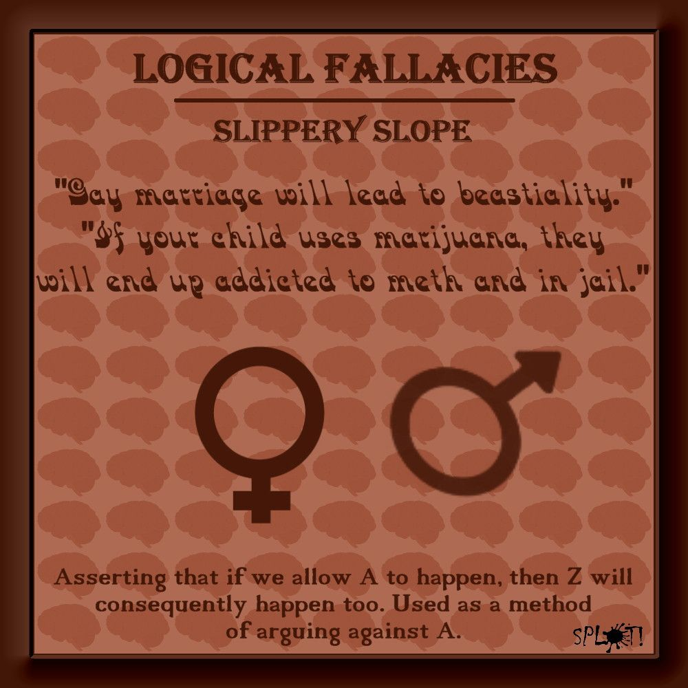 logical fallacies in critical thinking List of common fallacies compiled by jim walker originated: 27 july 1997 additions made: 01 dec 2009  you may come across a person who makes logical fallacies such discussions may prove futile  combination of an open mind with critical thinking 3) attempts to repeat experimental results 4) requires testability.