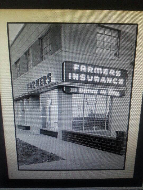 Love The Old Founding Farmers Insurance Pics Lets Me Know Where