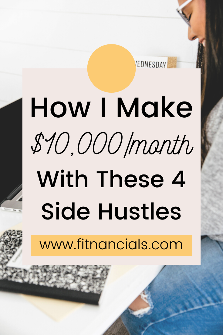 How I Make Over $10,000 Per Month With These 4 Sid