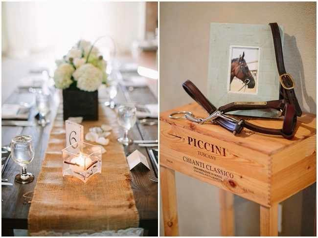 For the equestrian bride. Barrington Hill Wedding & Event Venue