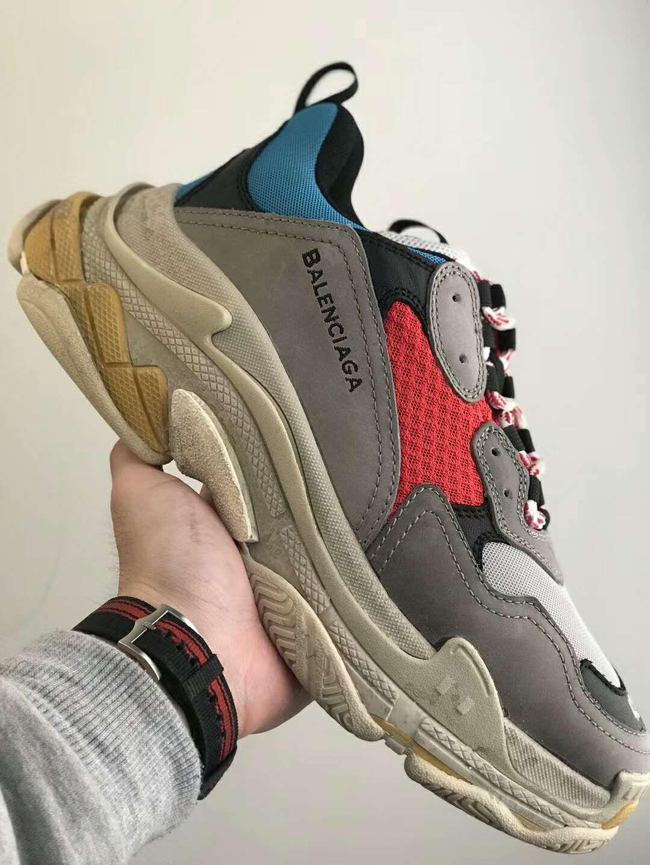 Balenciaga Triple S Trainer Sneaker