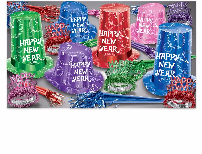 Pin On New Year S Eve Party Kits Packs