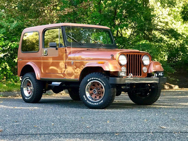 1983 Jeep Cj7 Limited Edition Jeep Cj7 Jeep Cj7 For Sale Jeep