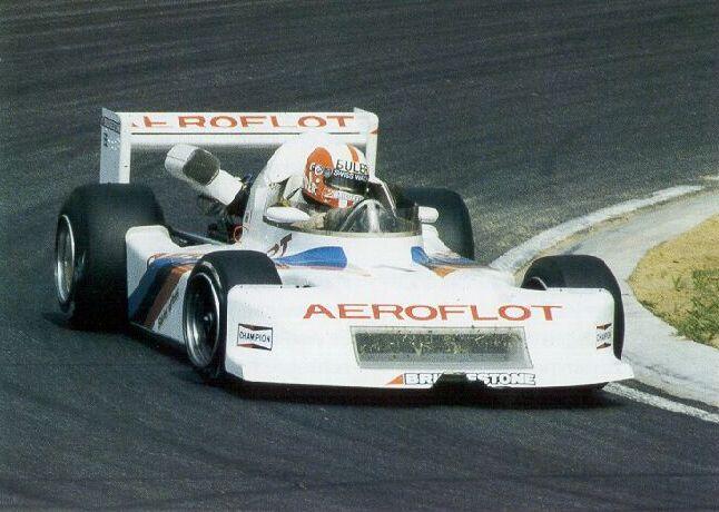 Marc Surer - March 782 BMW - March Engineering - Formula 2 1978