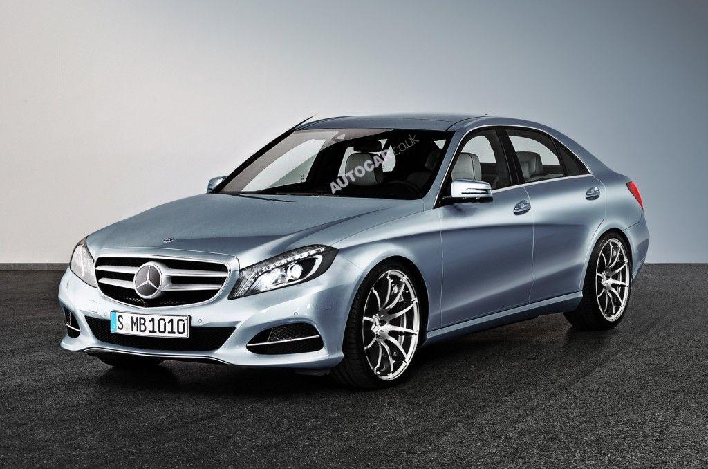 Novo Mercedes Classe C pode ser fabricado no Brasil